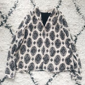 Forever 21 Blouse with Flowy Opening On the Back
